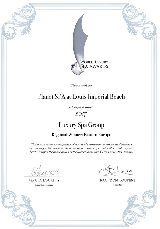 Planet SPA at Louis Imperial Beach