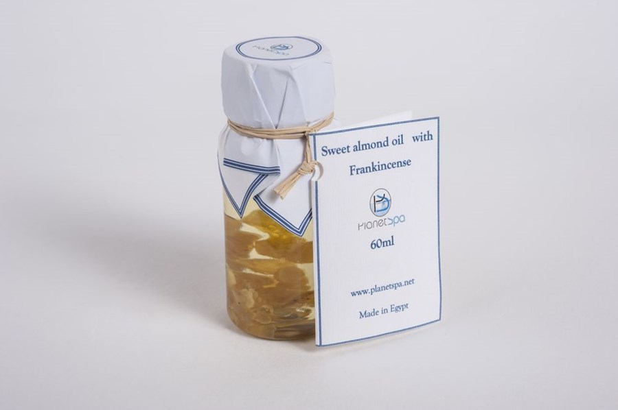 Sweet Almond Oil With Frankincense