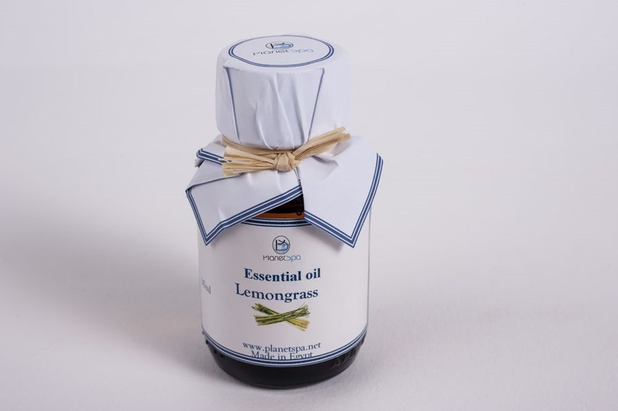 Essential Lemongrass Oil